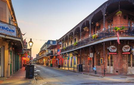 New Orleans Ghost Tour Image