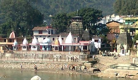 Bagnath Temple Image