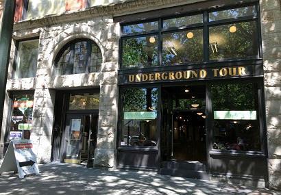 Bill Speidel's Underground Tour Image