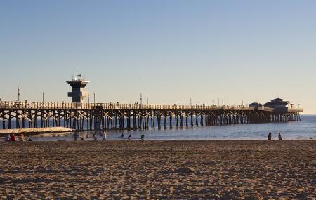 Seal Beach Municipal Pier Image