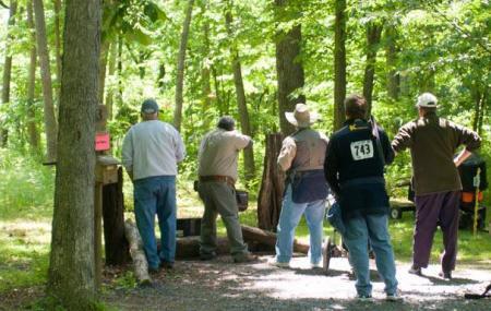 Flying Rabbit Sporting Clays Image