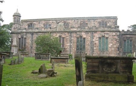 Berwick Parish Church Image