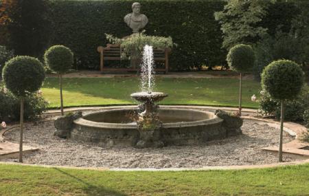 Burrows Gardens (brailsford) Image