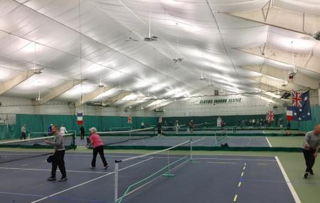 Elkton Indoor Tennis Image