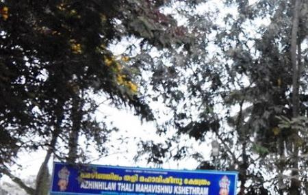 Azhinjillam Thali Temple Image