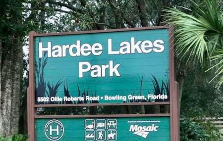 Hardee Lakes Park Image
