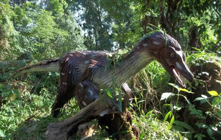 Backyard Terrors Dinosaur Park Image