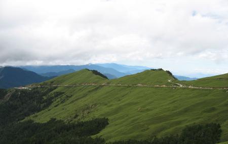 Hehuan Peak Entrance Image