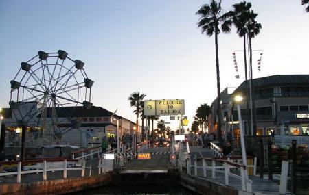 Balboa Island Ferry Image