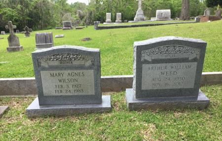 Natchez National Cemetery Image