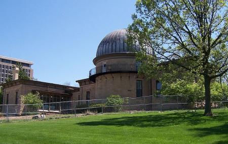 Washburn Observatory Image