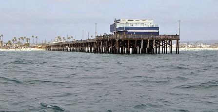 Newport Pier Image