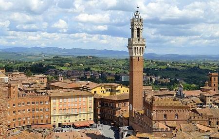 Torre Del Mangia Image