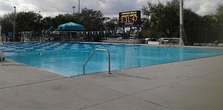 Pompano Beach Aquatics Center Image