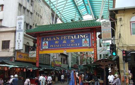 Petaling Street Market Image