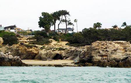 Little Corona Beach Image