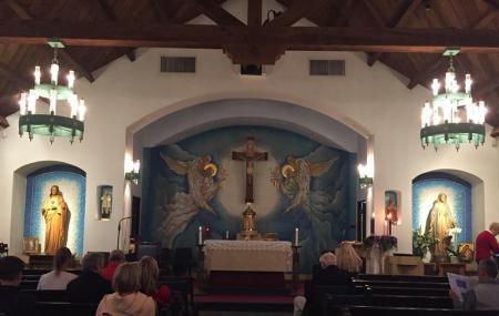 St John Vianney Chapel Image