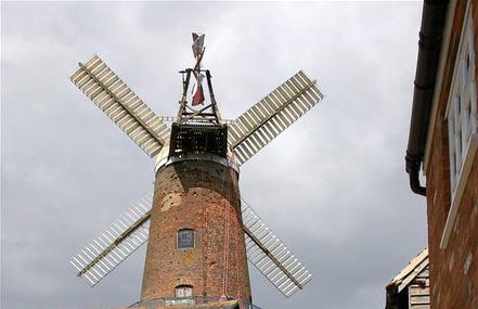 Quainton Windmill Image