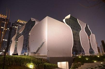 National Taichung Theater Image