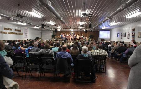 Risen Ranch Cowboy Church Image
