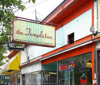 The Templeton Image