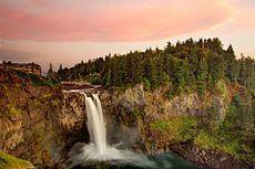 Snoqualmie Falls Image