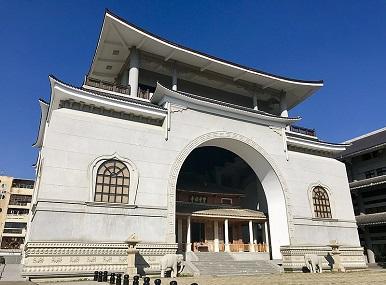 Paochueh Temple Image