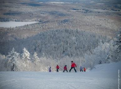 Ski Mont Adstock Image
