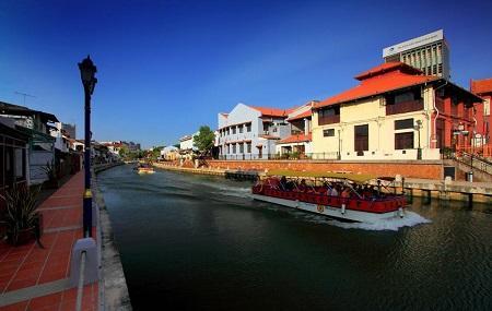 Melaka River Cruise Image