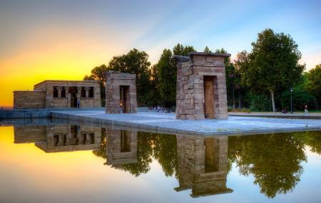Temple Of Debod Image