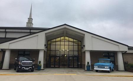 First Baptist Church Deridder Image
