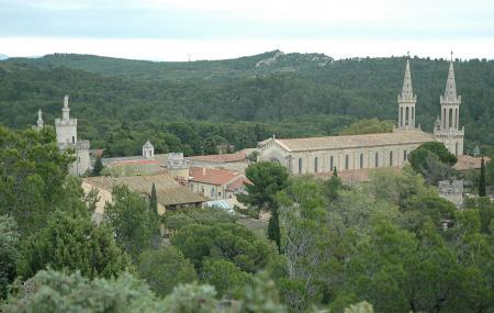 Frigolet Abbey Image