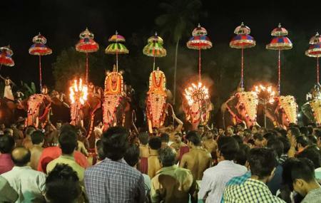 Malliyoor Sri Maha Ganapathi Temple Image