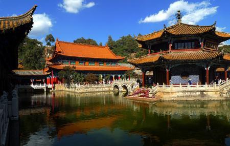 Yuantong Temple Image