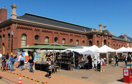 The Flea Market At Eastern Market Image