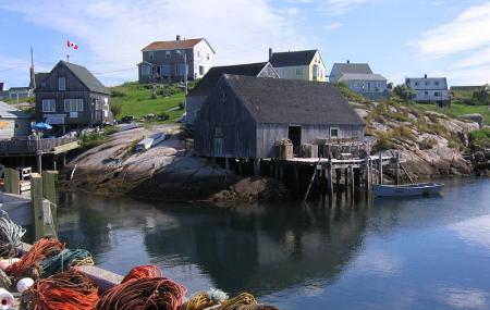 Peggys Cove Image