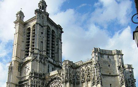 Troyes Cathedral Image