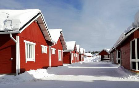 Santa Claus Holiday Village Image