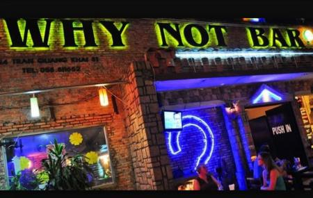 Why Not Bar Image