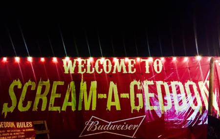 Scream-a-geddon Horror Park Image