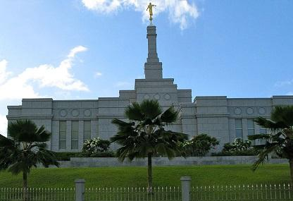 Suva Fiji Temple - The Church Of Jesus Christ Of Latter-day Saints Image