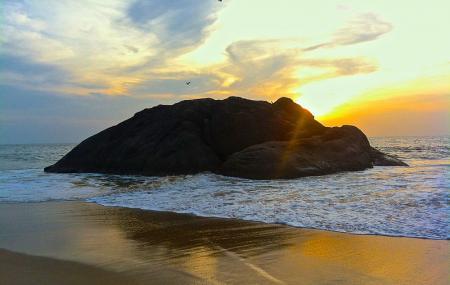 Kaup Beach Image