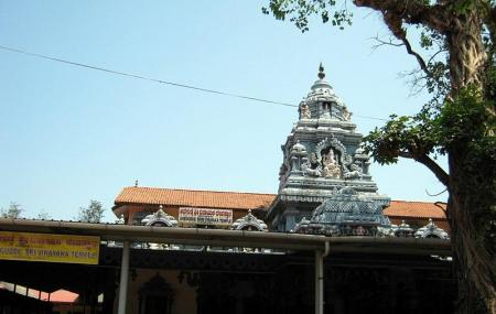 Anegudde Vinayaka Temple Image