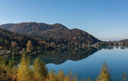 Lake Klopein Image