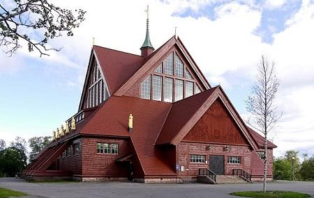 Kiruna Kyrka Image