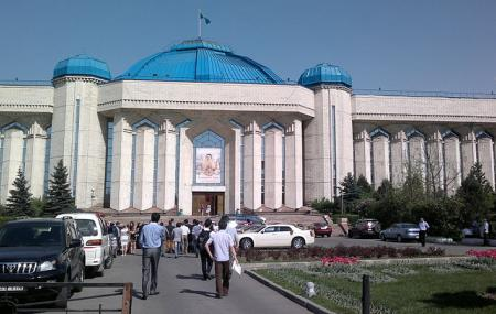 Central State Museum Of The Republic Of Kazakhstan Image