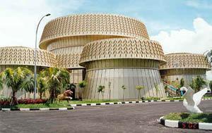Kedah Paddy Museum Image