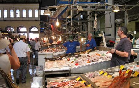 Athens Central Meat And Fish Market Image
