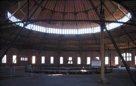 Martinsburg Roundhouse Center Image