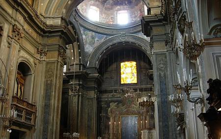 Church Of Santa Brigida Image